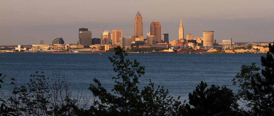 Lakewood Property Cleveland Skyline